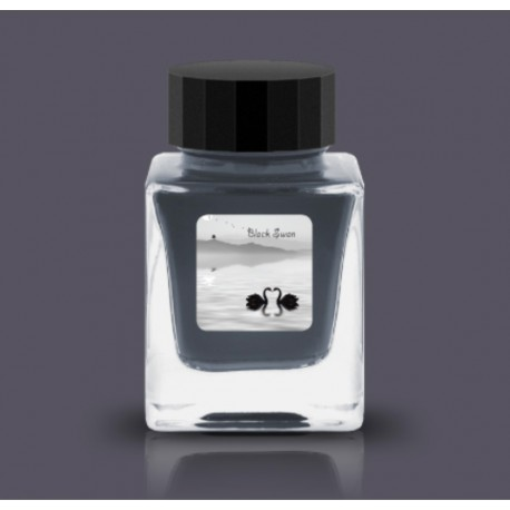 Tono & Lims Black Swan Fountain Pen Ink
