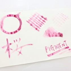 Tono & Lims 桜 Waterproof Fountain Pen Ink-Flower Memories