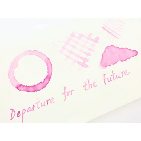 Tono & Lims Departure for the future Fountain Pen Ink-Flower Memories
