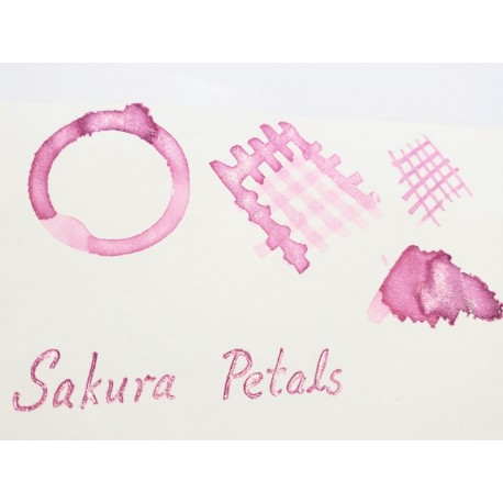 Tono & Lims Sakura Petals Fountain Pen Ink-Flower Memories