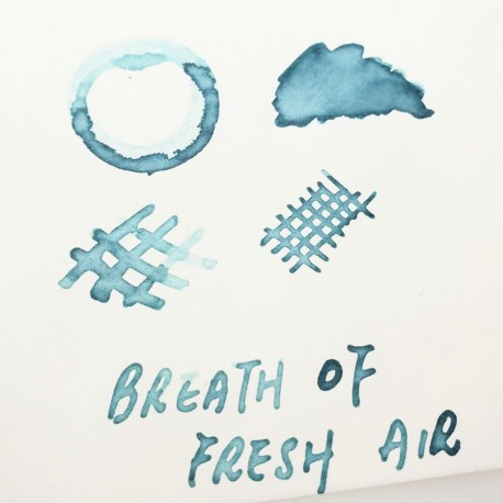 Tono & Lims Breath of Fresh Air Fountain Pen Ink- Breeze Symphony
