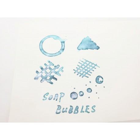 Tono & Lims Soap Bubbles Fountain Pen Ink- Breeze Symphony