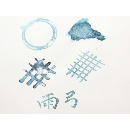 Tono & Lims 雨弓 Waterproof Fountain Pen Ink- Breeze Symphony