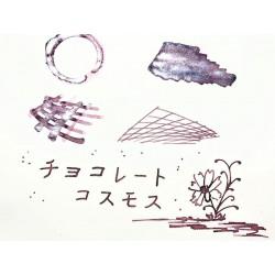 Tono & Lims チョコレートコスモス Shimmer Fountain Pen Ink-Friendship