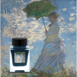 Tono & Lims Monet- Woman with a Parasol Fountain Pen Ink-Crystal Respect