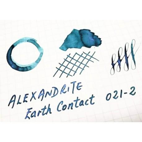 TONO&LIMS Alexandrite 2 Fountain Pen Ink-Earth Contact