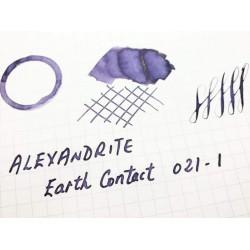 TONO&LIMS Alexandrite 1 Fountain Pen Ink-Earth Contact