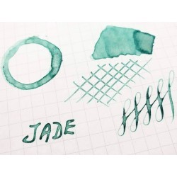 TONO&LIMS Jade Fountain Pen Ink-Earth Contact