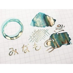 Tono & Lims みなも Fountain Pen Ink-Friendship