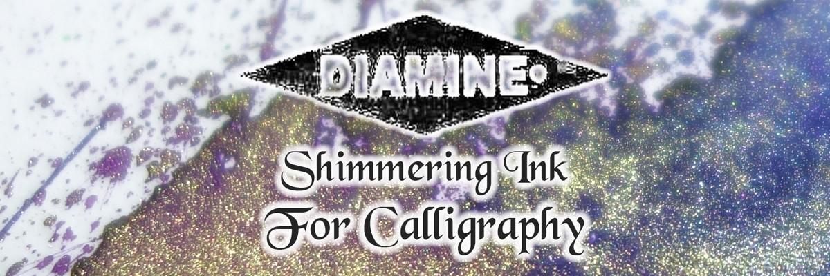 Diamine Shimmer Ink Set