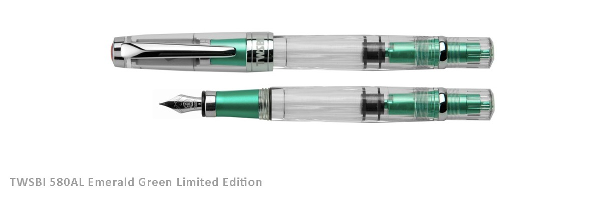 580AL Emerald Green Limited Edition